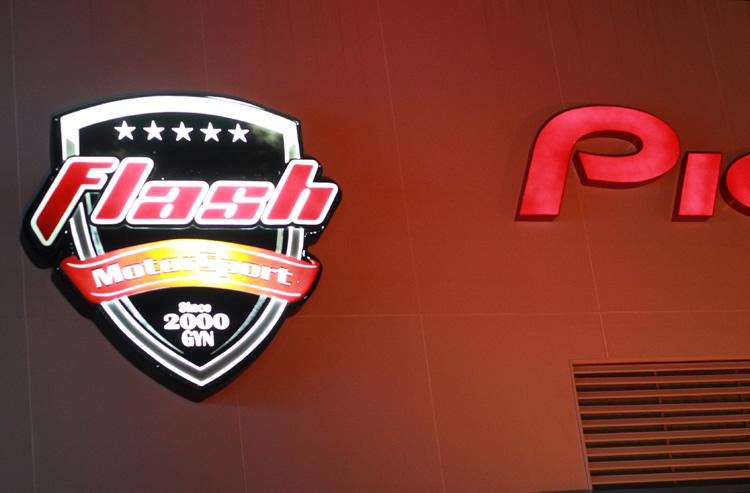 Lançamento Flash