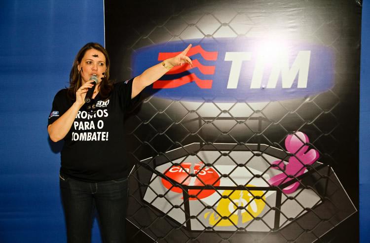 Convenção Promotores Tim